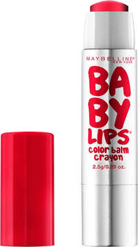 Maybelline Baby Lips Color Balm Crayon - Sassy Scarlet