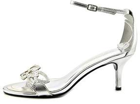 Caparros Womens Cabaret Open Toe Special Occasion Ankle Strap Sandals.