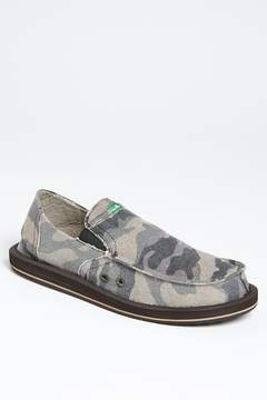 Sanuk Pick Pocket Slip-On Shoe