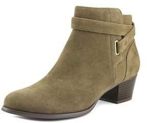 Giani Bernini Oleesia Round Toe Synthetic Ankle Boot.