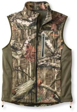 L.L. Bean L.L.Bean Big-Game WINDSTOPPER Soft-Shell Vest, Camouflage