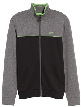 BOSS GREEN Men's Skaz Full Zip Fleece Jacket