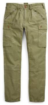 Ralph Lauren Slim Stretch Twill Cargo Pant Jungle 31