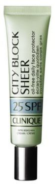 Clinique City Block Sheer Oil-Free Daily Face Protector Broad Spectrum SPF 25/1.4 oz.