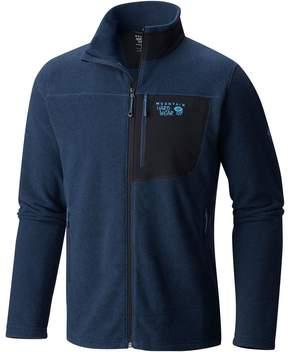 Mountain Hardwear Toasty Twill Fleece Jacket