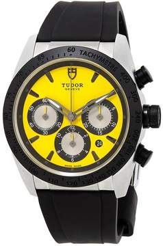 Tudor Fastrider Black Shield Chronograph Automatic Men's Watch
