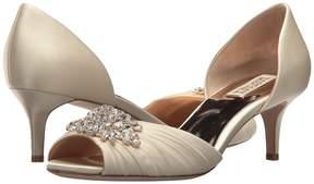 Badgley Mischka Sabine Women's 1-2 inch heel Shoes