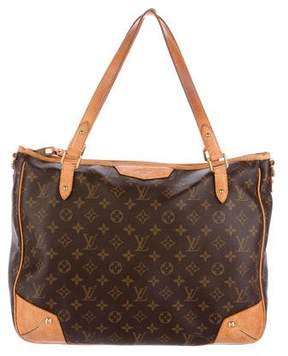 Louis Vuitton Monogram Estrela GM - BROWN - STYLE