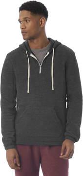 Alternative Apparel J.V. Eco-Fleece 1/4 Zip Hoodie