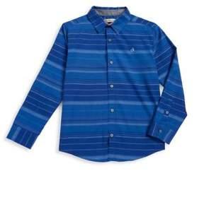 Calvin Klein Jeans Boy's Casual Button-Down Shirt