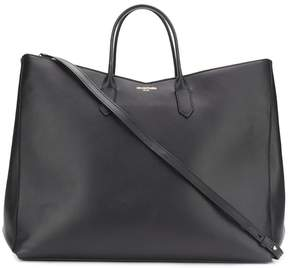 Sara Battaglia wide square tote bag