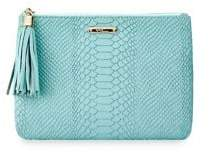 GiGi New York All In One Leather Clutch
