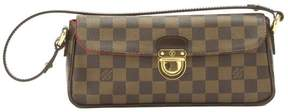Louis Vuitton Damier Ebene Ravello PM Bag (Pre Owned) - BROWN - STYLE