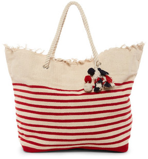 Shiraleah Lido Canvas Tote