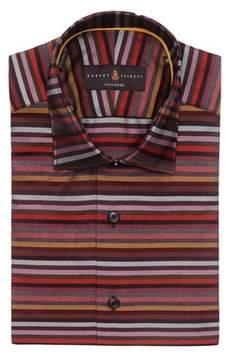 Robert Talbott Crespi Iii Tailored Fit Dress Shirt.