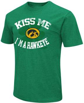 Colosseum Men's Iowa Hawkeyes St. Patrick's Day Tee