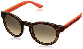Gucci Women's 3653/S 3653S 18O/ED Havana/Orange Fashion Sunglasses 51mm