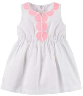 Carter's Baby Clothing Outfit Girls Embroidered Dress White 24M