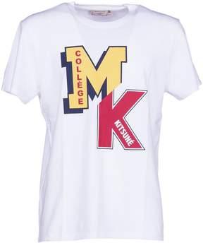 Kitsune Maison Logo T-shirt
