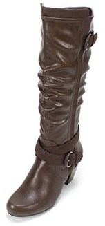 Rialto 'crystal' Women's Boot, Brown, Size 9.0.