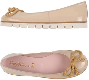 Pretty Ballerinas Ballet flats