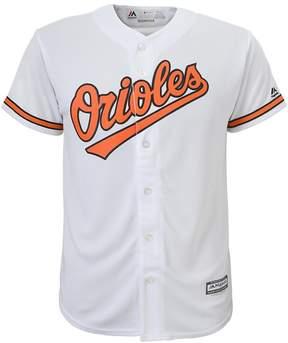 Majestic Boys 8-20 Baltimore Orioles Replica MLB Jersey