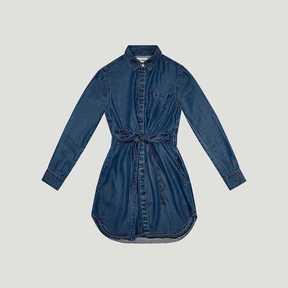 DL1961 Stella/G Belted Dress