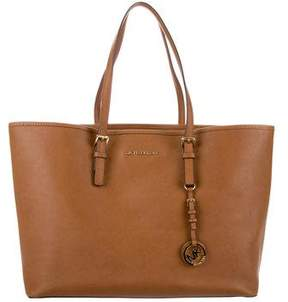 Michael Kors Textured Leather Tote