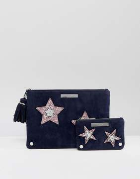 Dune Velvet Stars Gifting Set With Double Pouches