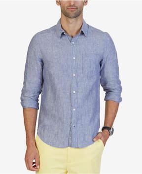 Nautica Men's Linen Shirt