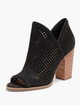 Lucky Brand LIVEY OPEN TOE BOOTIE