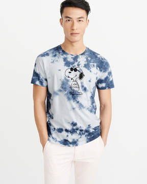 Abercrombie & Fitch Peanuts Graphic Tee