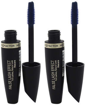 Max Factor Deep Blue False Lash Effect Mascara - Set of Two