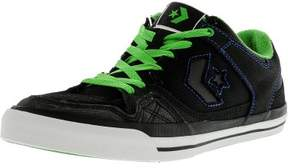 Converse Men's Coolidge Ox Black / Blue Ankle-High Fashion Sneaker - 10.5M