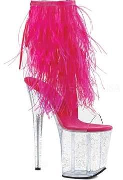 Pleaser USA Flamingo 1017MFF Platform Sandal (Women's)