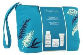 Christophe Robin Detox Hair Ritual Travel Set