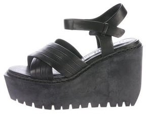 Opening Ceremony Romee Platform Wedge Sandals w/ Tags