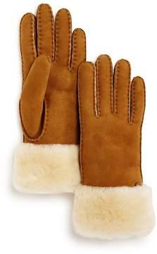UGG Classic Sheepskin Turn Cuff Gloves