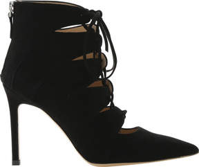 Roberto Festa Moana Suede Caged Lace-Up Bootie (Women's)