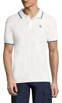 North Sails Slim-Fit Short Sleeve Polo