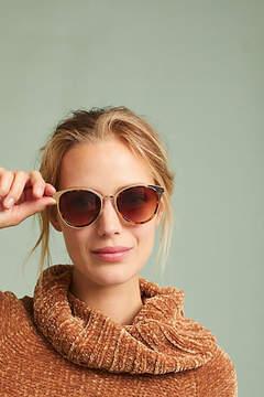 Anthropologie Ombre Cat-Eye Sunglasses