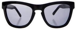 Westward Leaning Westward\\Leaning Tinted Resin Sunglasses