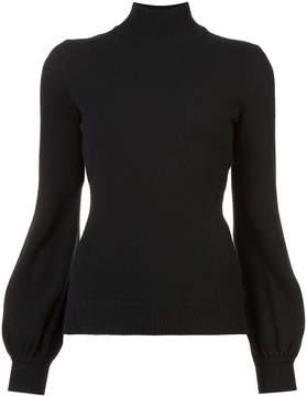 Alberta Ferretti turtleneck sweater