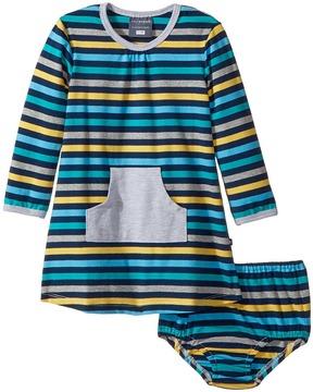 Toobydoo The Oscar Pocket Dress Girl's Dress
