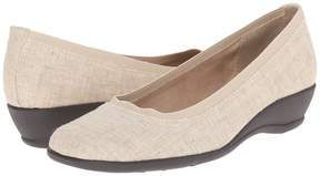 SoftStyle Soft Style Rogan Women's Flat Shoes