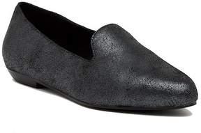 Eileen Fisher Ariel Metallic Leather Flat