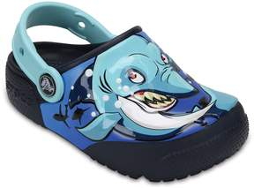 Crocs Fun Lab Shark Kids' Light-Up Clogs