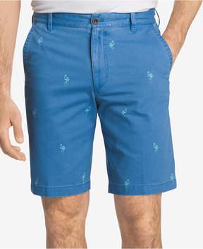 Izod Men's Novelty Printed 9.5 Shorts