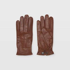 Club Monaco Refined Leather Glove