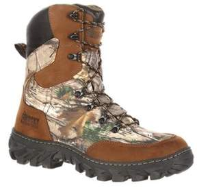 Rocky Men's 8 S2v Jungle Hunter Waterproof Boot Rks0272.